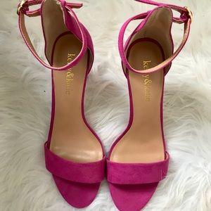 Kelly & Katie 3 inch heels